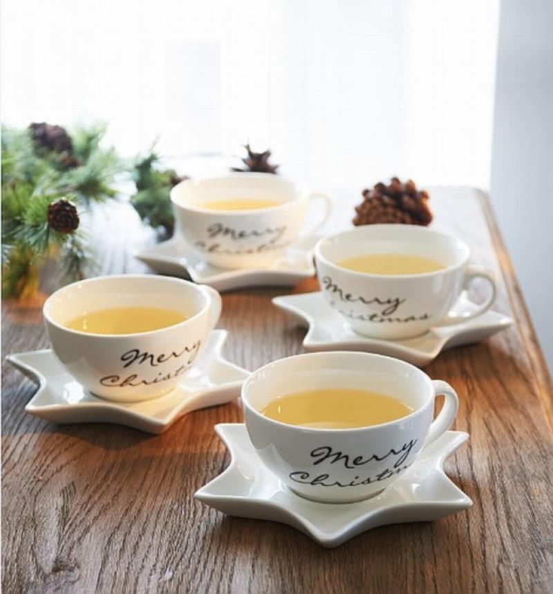 Filiżanki, porcelana,serwis do herbaty