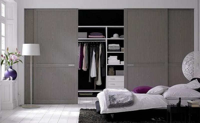 Projektowanie Domu Garderoba Kontra Szafa ładny Dom