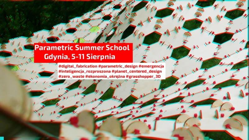 Parametric Summer School w Gdyni