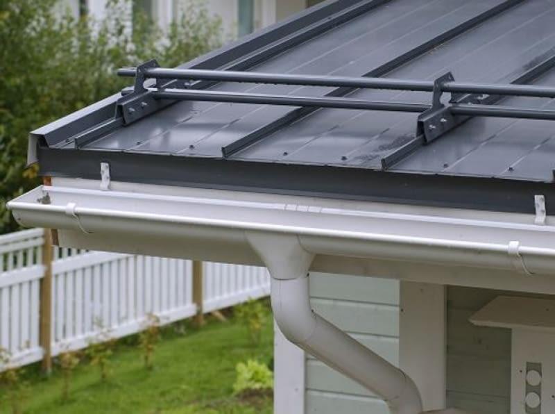 blachodachówka, dach kryty blachodachówką