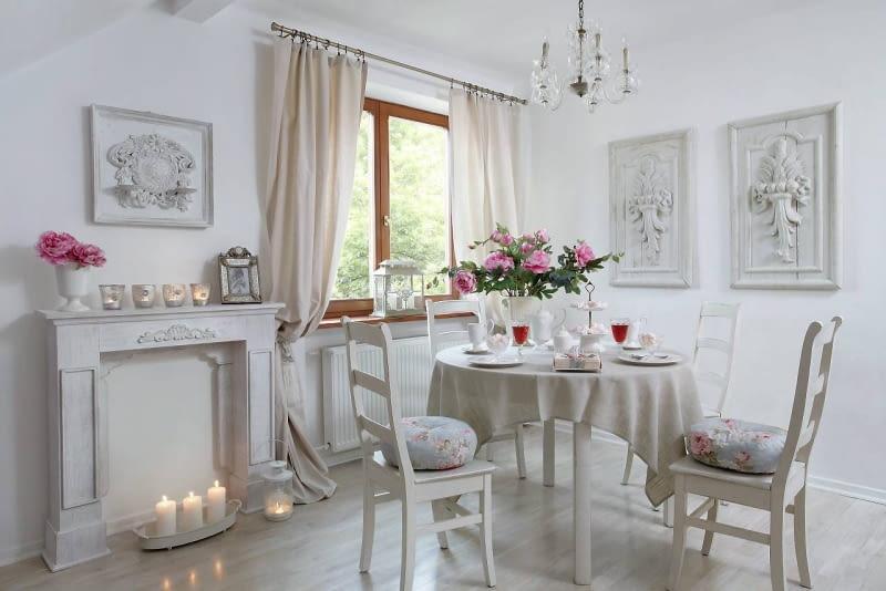 salon, białe wnętrza, aranżacja wnętrz