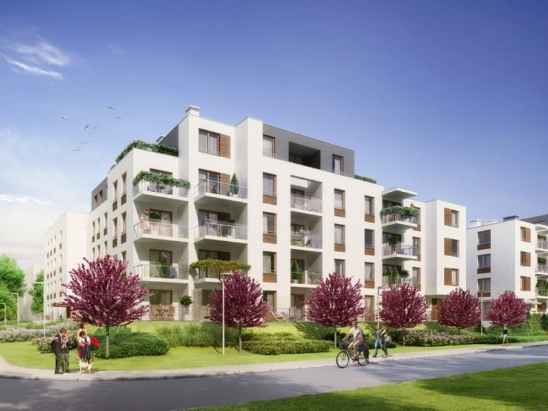 Villa Alouette - nowe osiedle we Wrocławiu