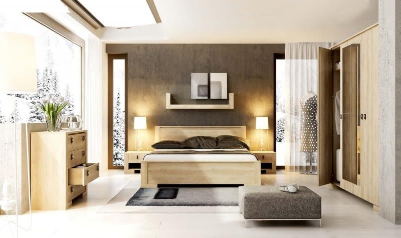 Aranżacja Sypialni Na Trzy Sposoby ładny Dom