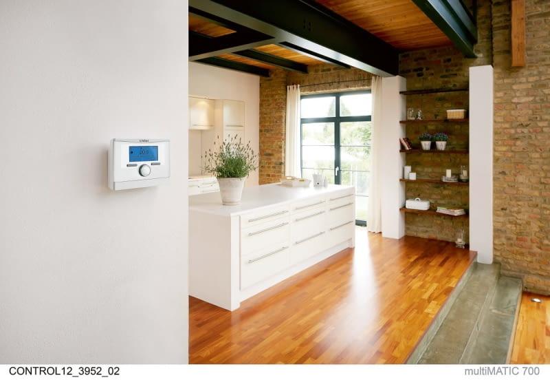 Odpowiednio dobrana automatyka, tak steruje działaniem systemu grzewczego, aby zapewnić oczekiwany przez użytkowników poziom komfortu cieplnego w pomieszczeniach