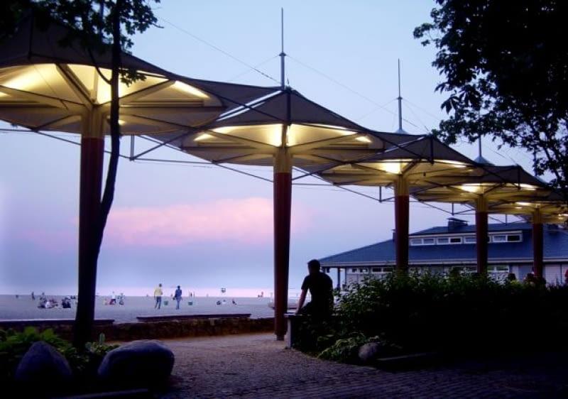 Gdynia - Bulwar Nadmorski