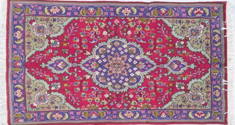 Dywan Perski Piękno Użyteczność Inwestycja Domosfera