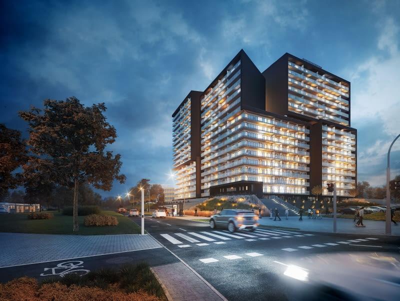 Atal Warta Towers w Poznaniu