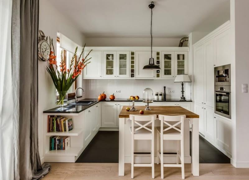 Wyspa Kuchenna Aranżacje Inspiracje ładny Dom