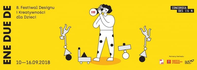 8. Festiwal Designu i Kreatywności dla Dzieci