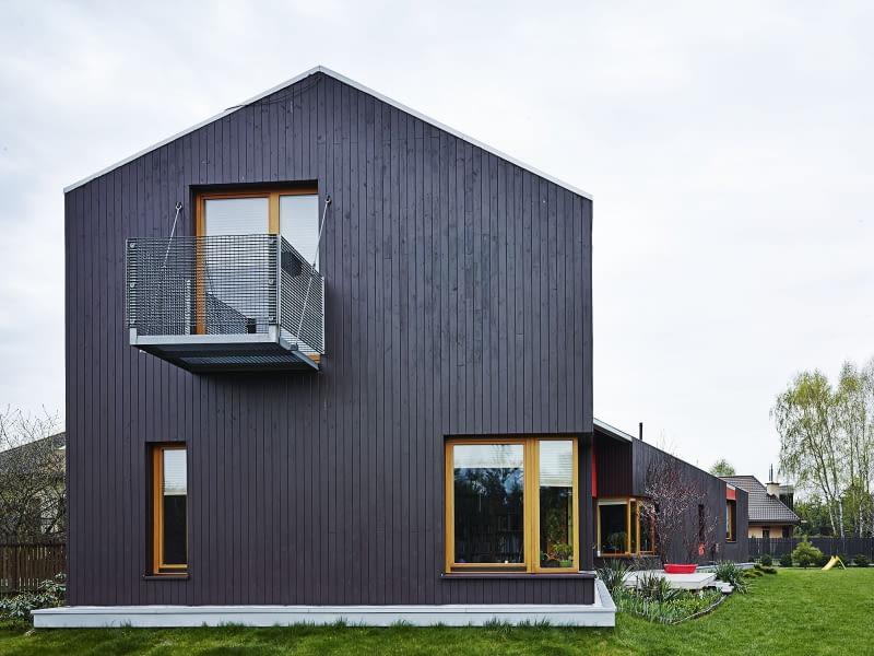 Dom jednorodzinny proj MAAS