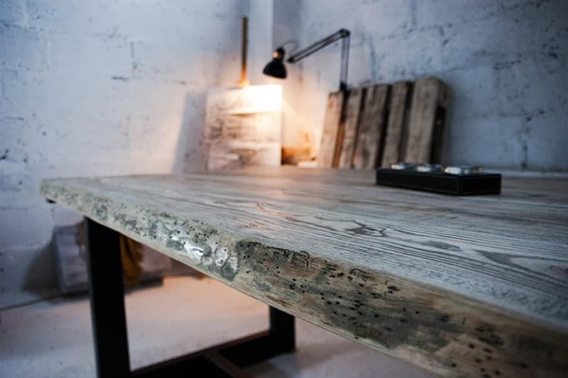 Trend Stare Drewno We Wnętrzach Domosfera
