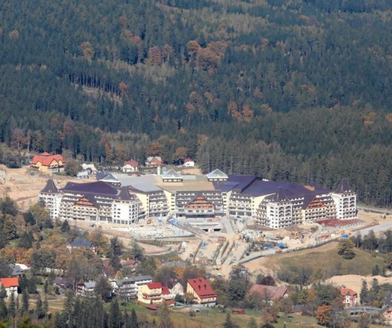 hotel Gołębiewski w Karpaczu