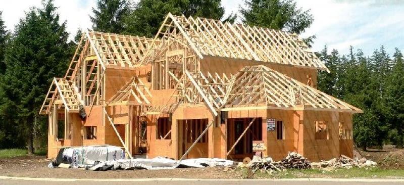 Więźba dachowa - warto sprawdzić, wymiary i przekroje elementów oraz ich połączenia