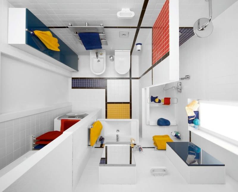 Aranżacja łazienki Zainspirowana Obrazem Czyli Jak