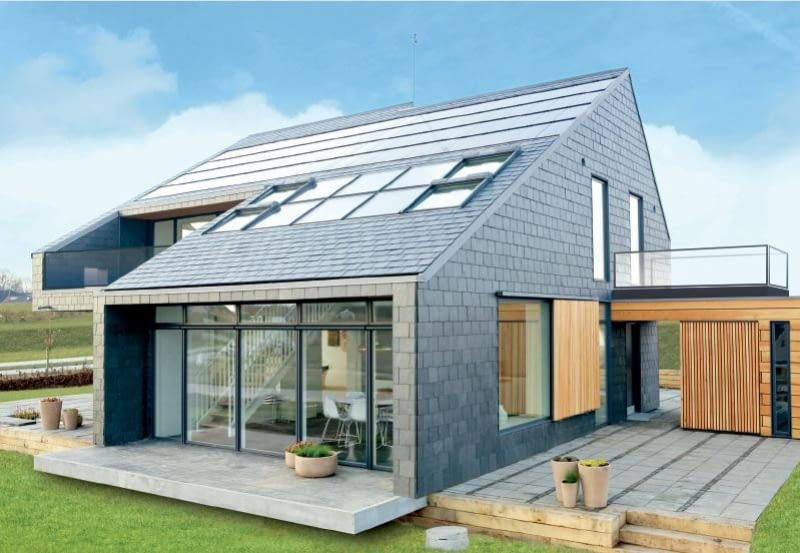 Home for Life w Arhaus, w Danii, to pierwszy z domów aktywnych powstających w ramach projektu Model Home 2020. Jego budowę ukończono w kwietniu 2009 roku.