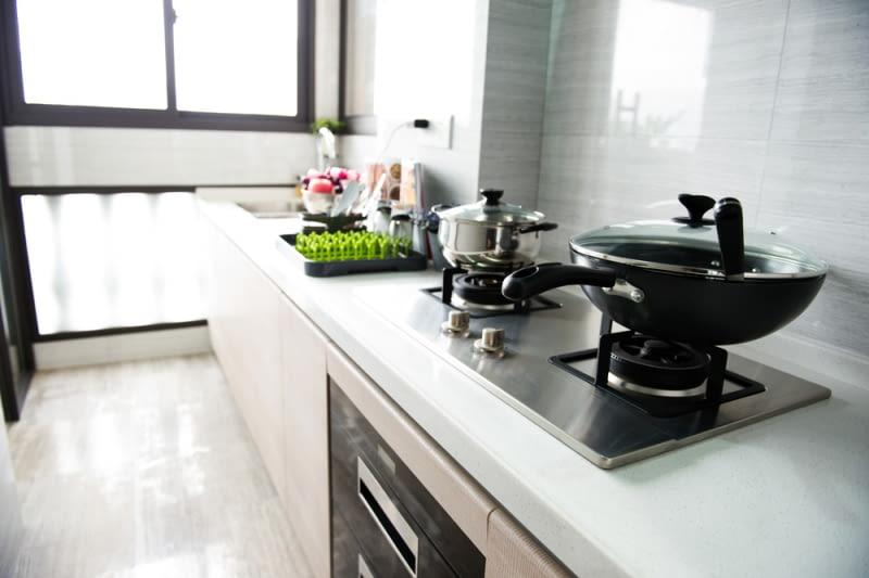 Wąska kuchnia - jak ją urządzić?