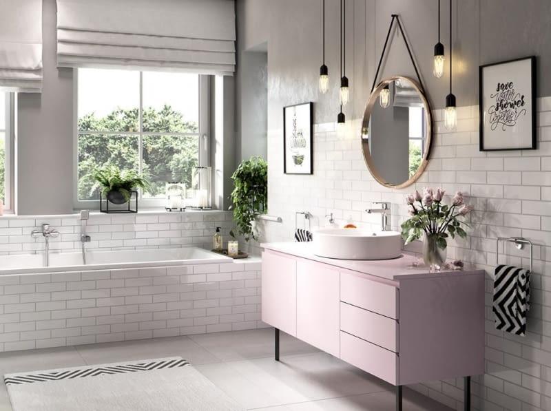 Łazienka w odsłonie eko