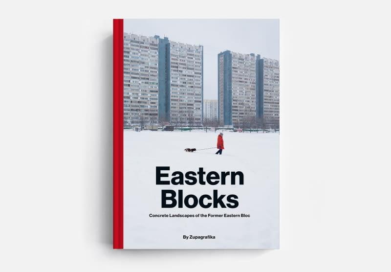Książka 'Eastern Blocks. Concrete Landscapes of the Former Eastern Bloc' od Zupagrafika