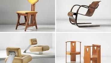 klasyki designu, najlepszy design, najbardziej znane meble, znane meble, wielcy projektanci