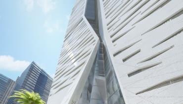 arabia saudyjska, world trade centre, world trade center, rijad, gensler, wieżowce, biurowiec