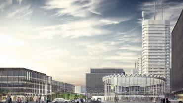 Rotunda: rozbiórka rozpocznie się w styczniu 2017