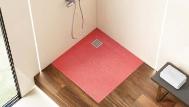 Terran/ROCA   Kompozytowy, z możliwością zlicowania z podłogą, wys. 26-31 mm; można je przycinać. Cena (netto): 995-3050 zł, www.roca.pl