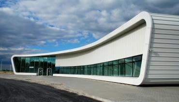 Terminal pasażerski Portu Lotniczego w Lublinie