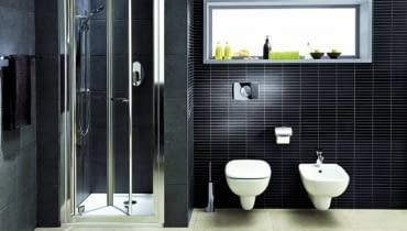 Oszczędny prysznic - kąpiel pod natryskiem orzeźwia i dodaje energii; zużywa się przy tym znacznie mniej czasu i wody niż na kąpiel w wannie; przy dzisiejszym tempie życia trudno o lepszy początek i koniec dnia
