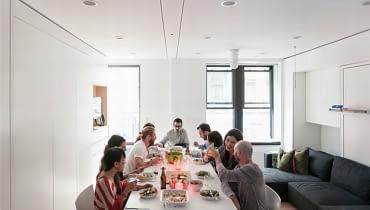 małe mieszkanie, kawalerka, jak urządzić małe mieszkanie, pomysły na małe mieszkanie, pomysłowe rozwiązania w mieszkaniu