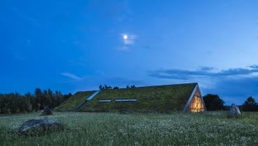 Green Line - dom na Warmii. Proj. Przemek Olczyk / Mobius Architekci