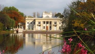 Pałac na Wodzie - ikona Łazienek Królewskich