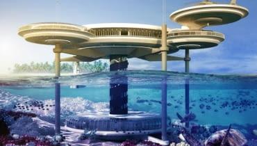 Podwodny hotel w Dubaju. Deep Ocean Technology