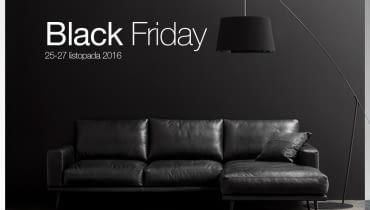 Black Friday w salonach BoConcept już w ten weekend