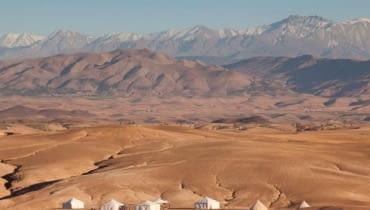 Skarabeo Camp, Maroko, Glamping