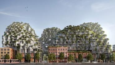 King Toronto projektu Bjarke Ingels Group