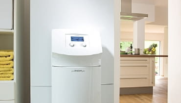 Standardowym wyposażeniem gruntowych pomp ciepła jest automatyka pogodowa