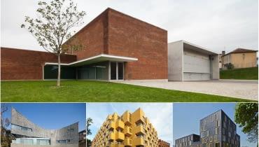 Najciekawsze budynki z cegły. W finale BRICK Award także dwa z Polski