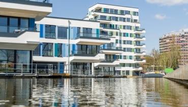 NIBA Hamburg GmbH: Wilhlemsburg-Mitte, die Bauausttellung in der Bauausstellung