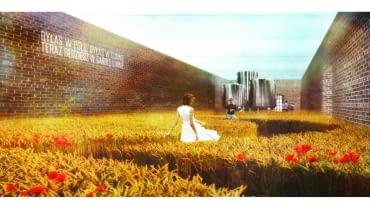 Projekt koncepcyjny wnętrz Muzeum Polskiej Wódki