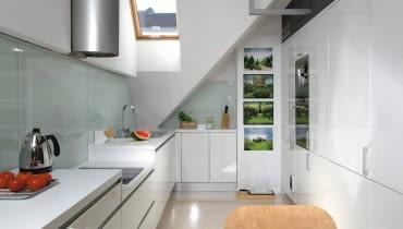 kuchnia, wystrój wnętrz, meble kuchenne, aranżacje wnętrz