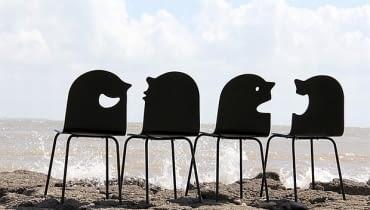 krzesła, oryginalne krzesła