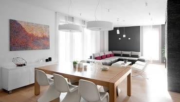 dom, duży dom, dobrze zaprojektowany dom, jak zaprojektować dom, nowoczesny dom