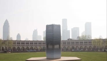 Smog Free Tower w Pekinie