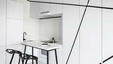 kawalerka, mieszkanie w Poznaniu, małe mieszkanie, jak urządzić małe mieszkanie, jak urządzić kawalerkę
