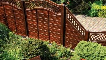 ogrodzenia panelowe, ogrodzenie działki