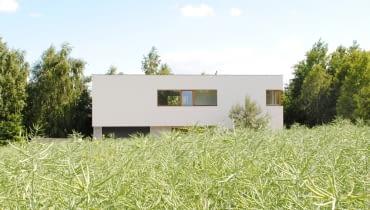 Jednorodzinny dom w Lublinie