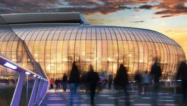Grand Stade Lille Métropole.