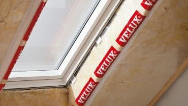 Montaż okien na poddaszu