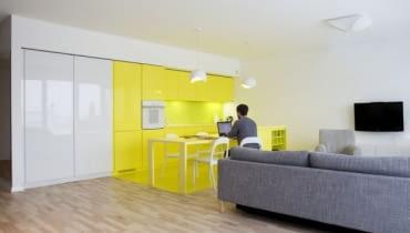 stylowe mieszkanie, nowoczesne mieszkanie