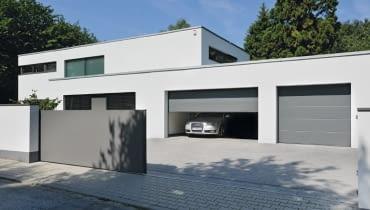 Zautomatyzowana brama wjazdowa i garażowa to duże ułatwienie dla mieszkańców